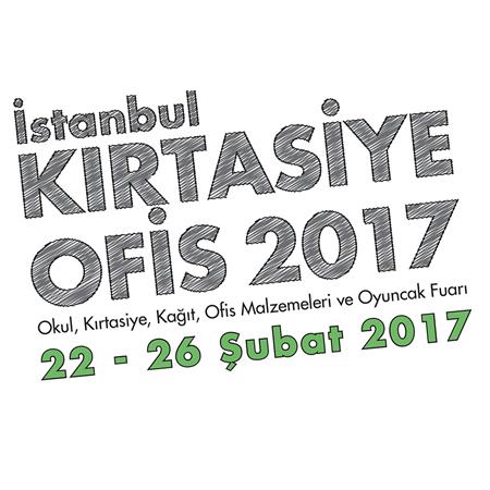 22-26 ŞUBAT 2017 TUYAP KIRTASİYE FUARINDAYIZ