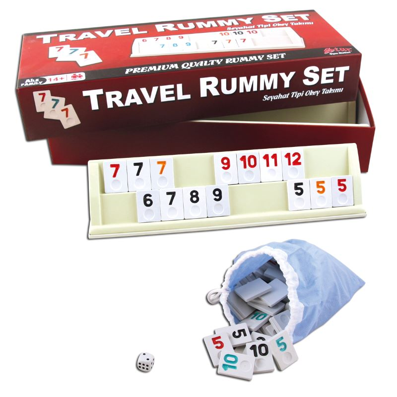 Travel Rummy Set