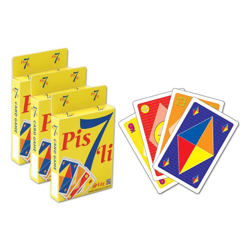 Pis 7 li Kart Oyunu