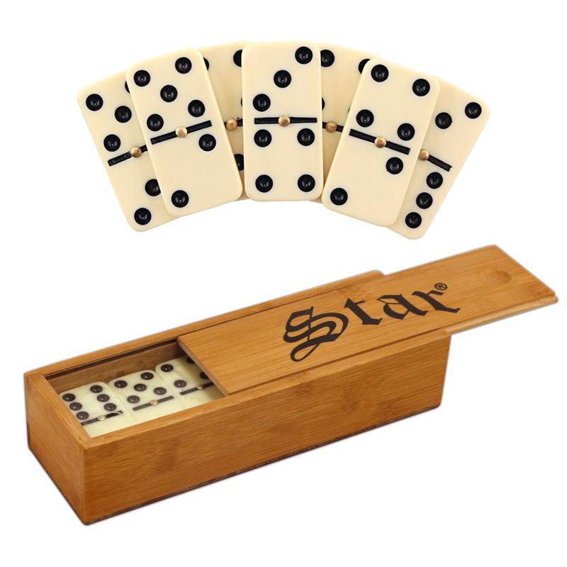 Domino Ahşap Kutu