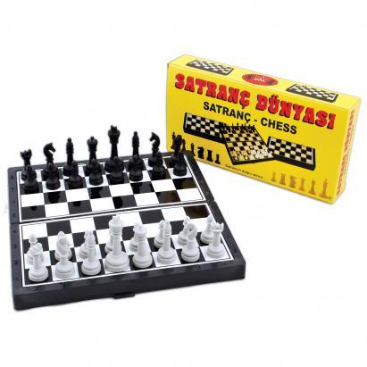 Satranç Dünyasık Manyetik Satranç