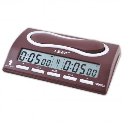 LEAP Elektronik Satranç Saati