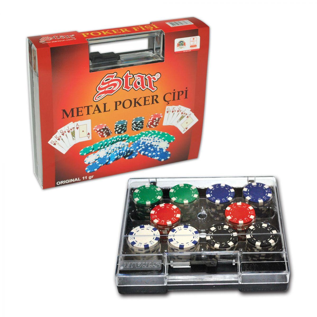 Poker Çipi 100 lük