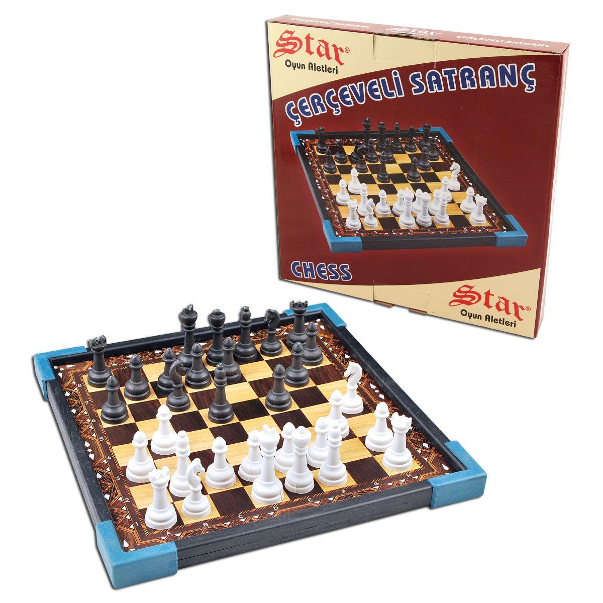 Frame Chess Set