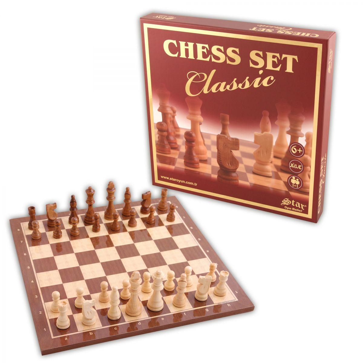 Chess Set Classic Big