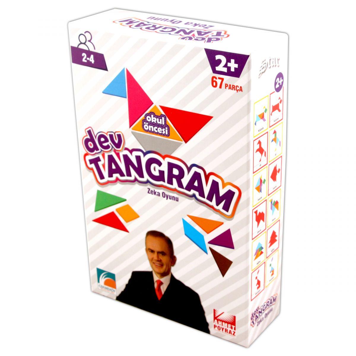 Çekmeköy Belediyesi Dev Tangram