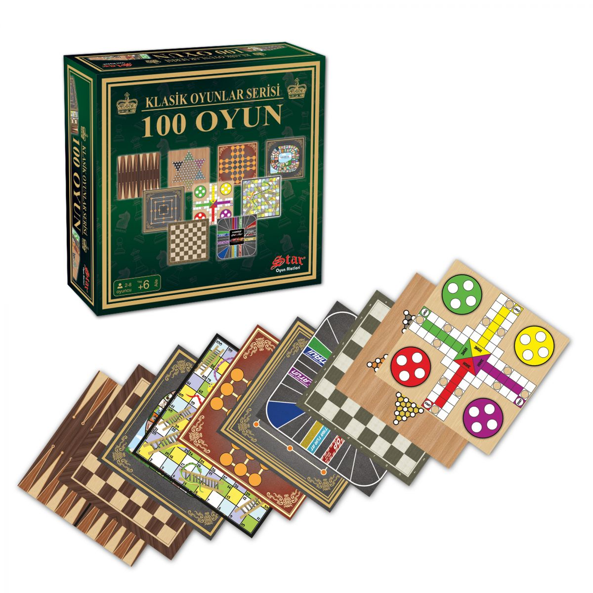 100 Classic Oyun