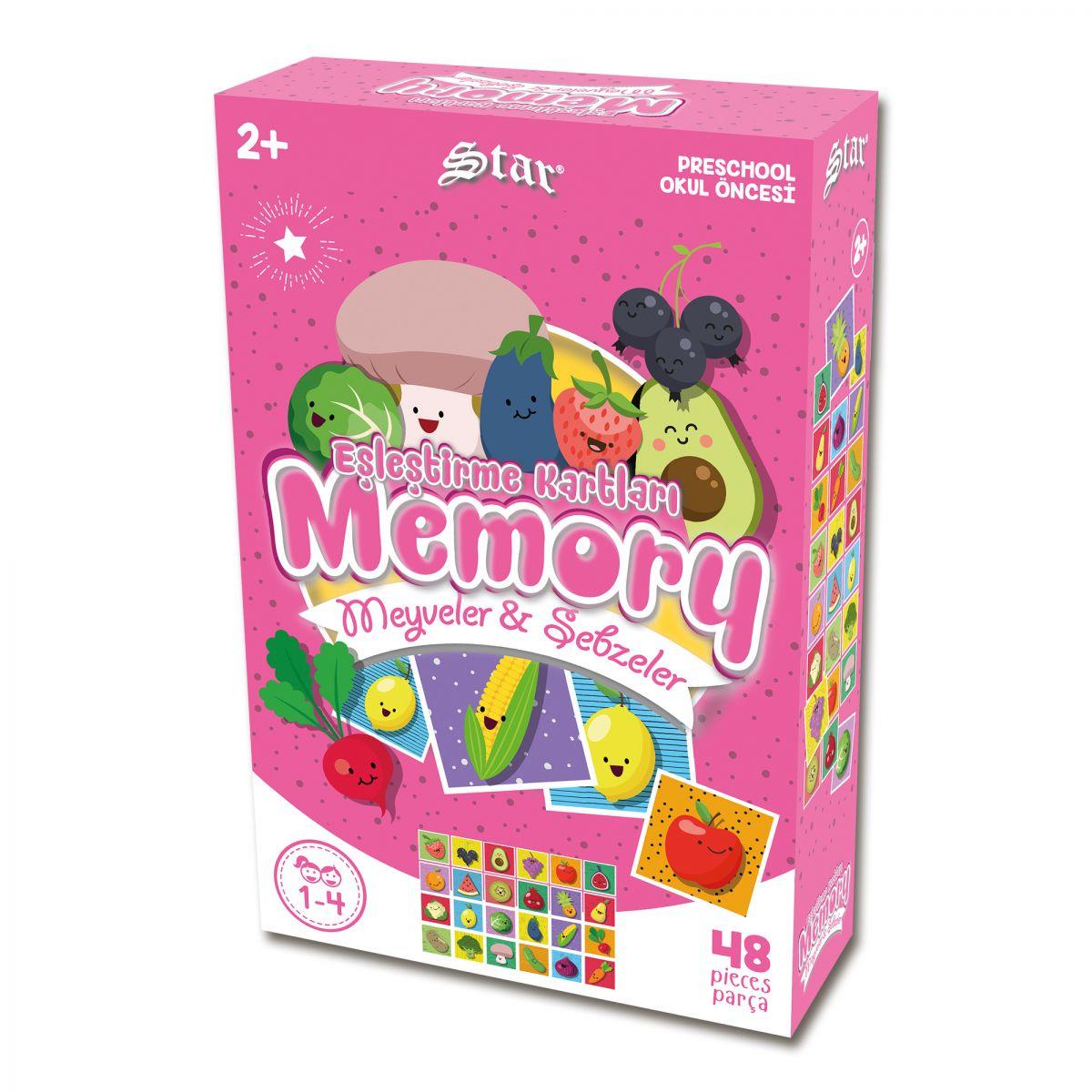 Memory Game Sebzeler