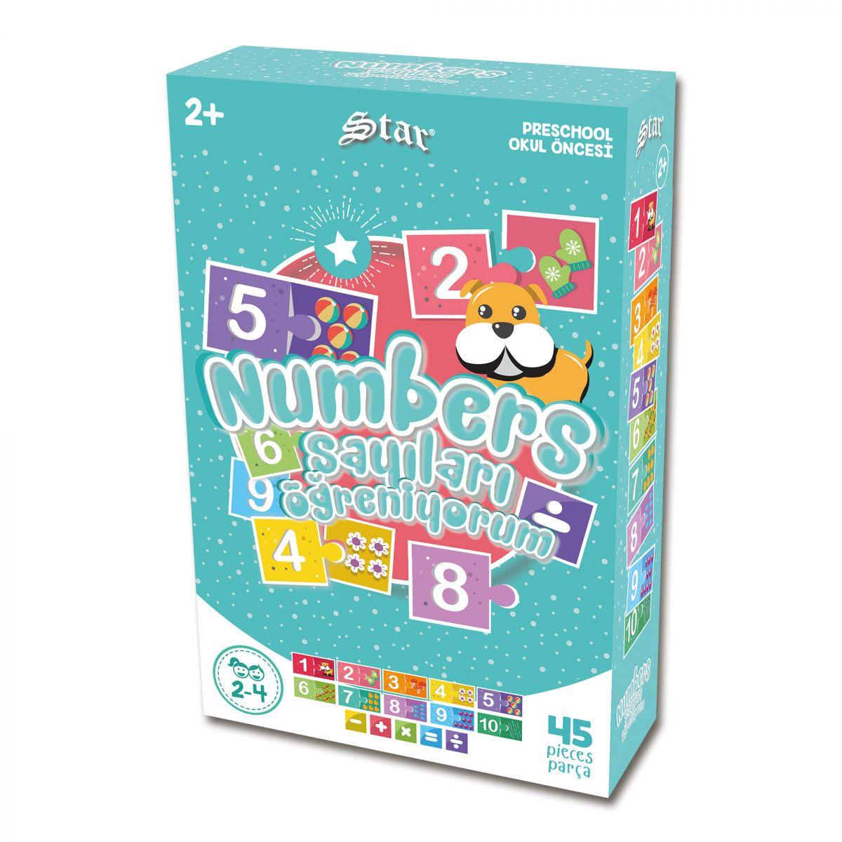 Numbers Sayıları Öğreniyorum