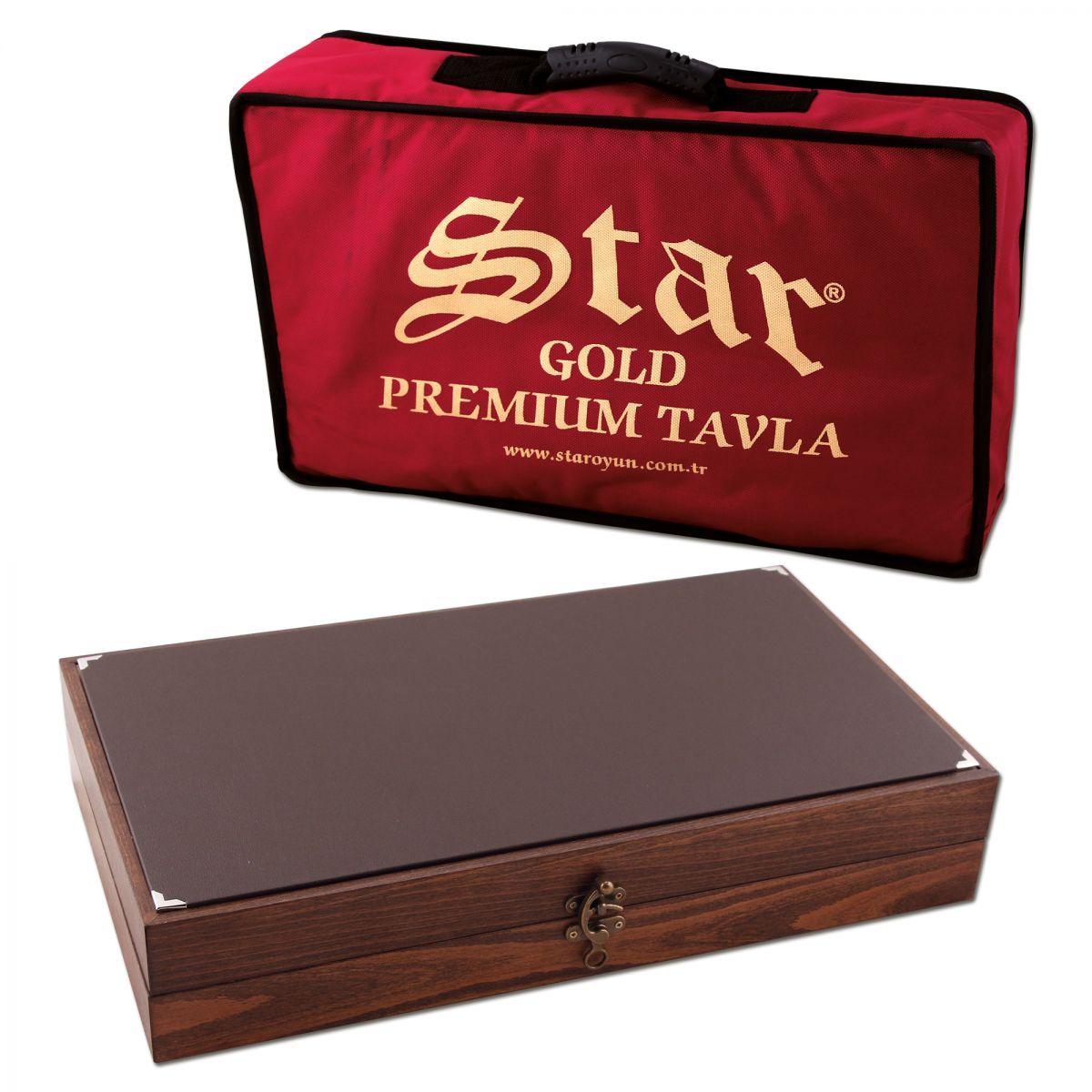 Premium Gold Tavla