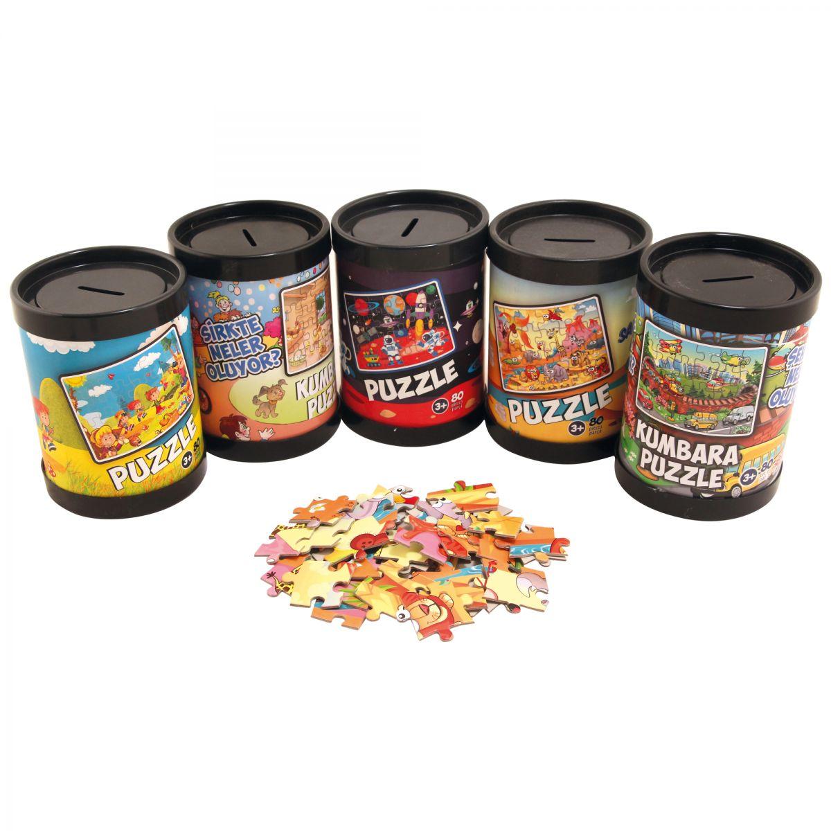 Rulo Kumbara Puzzle