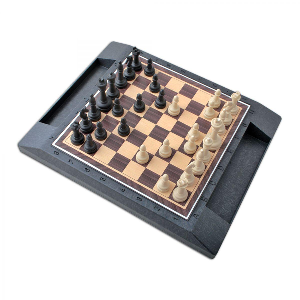 Altı Açık Satranç Seti