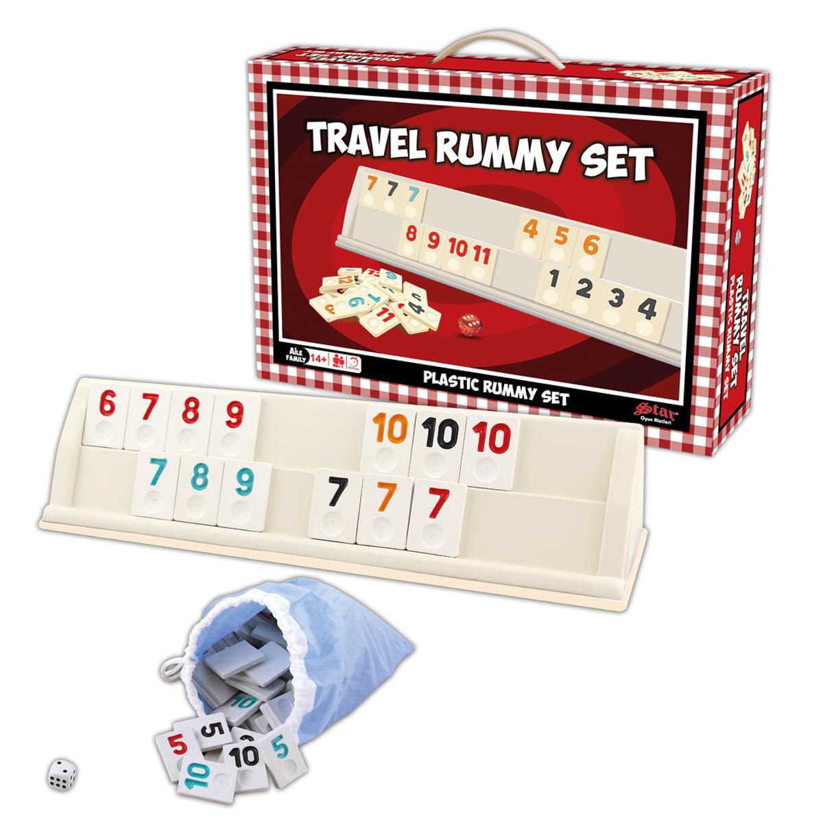 Travel Rummy Set