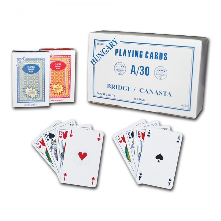 Hungary A/30 Playing Cards