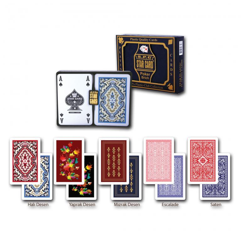 Carpet Pattern Playing Cards