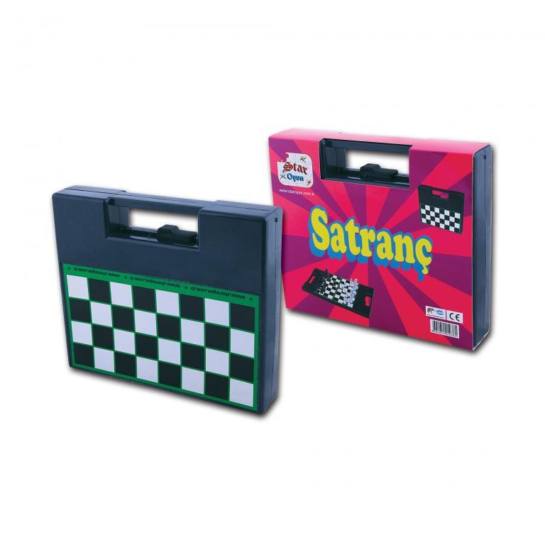 Plastic Bag Chess