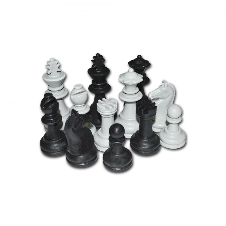 Plastik Turnuva Satranç Piyonu